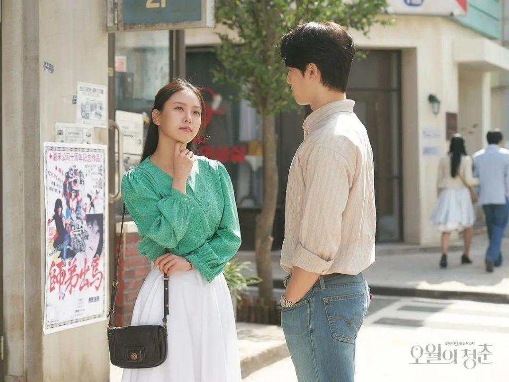 韓劇《五月的青春》第一集劇情:女主替閨蜜相親,邂逅真命天子