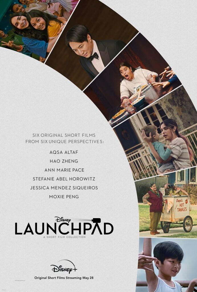 迪士尼影集《發射臺launchpad》劇情影評 是一部短片合集,分享一些不可思議的觀點和創造性的視角