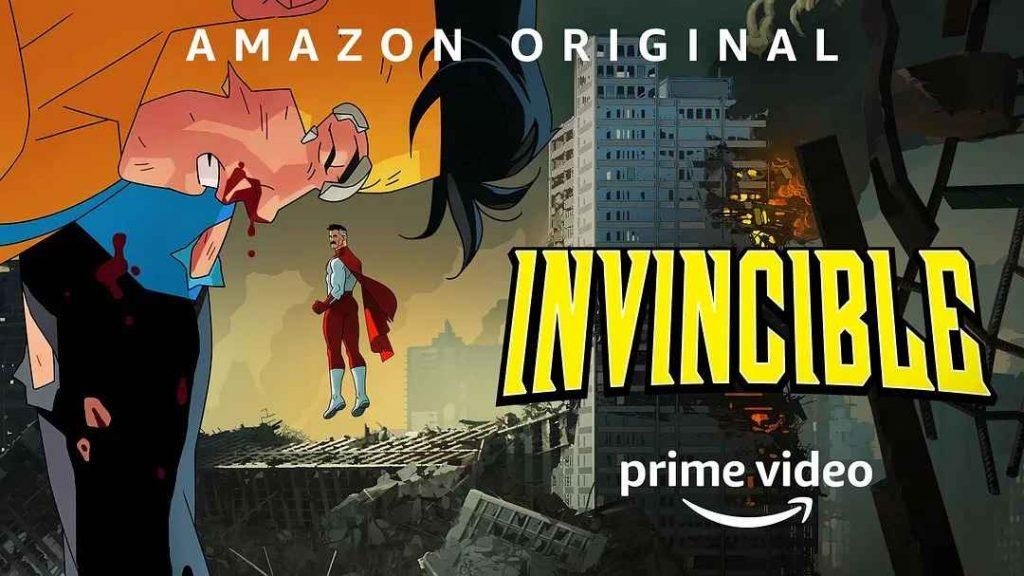 亞馬遜動畫影集《無敵少俠 invincible》影評評價:必看的美國動畫影集,可以媲美真人快打02