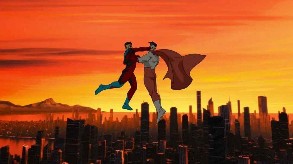 亞馬遜動畫影集《無敵少俠 invincible》影評評價:必看的美國動畫影集,可以媲美真人快打01