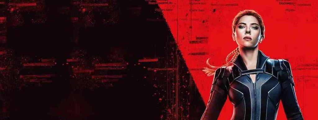2021下半年15部必看的熱門電影推薦 黑寡婦 black widow
