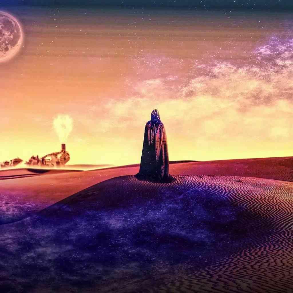 沙丘 沙丘瀚战 dune