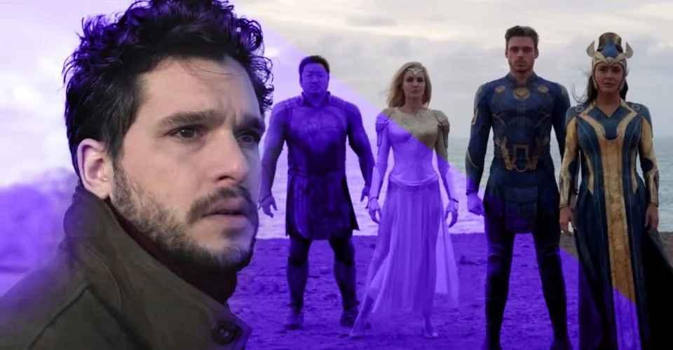 漫威超級英雄電影《永恆族eternals》故事背景,劇情解析,復仇者聯盟新領袖誕生了?1