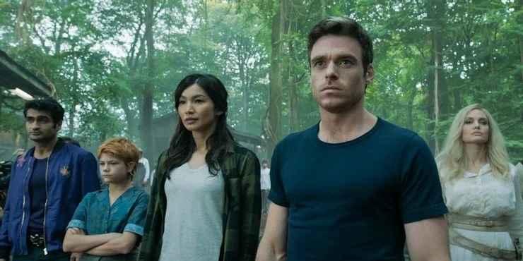 漫威超級英雄電影《永恆族eternals》故事背景,劇情解析,復仇者聯盟新領袖誕生了?