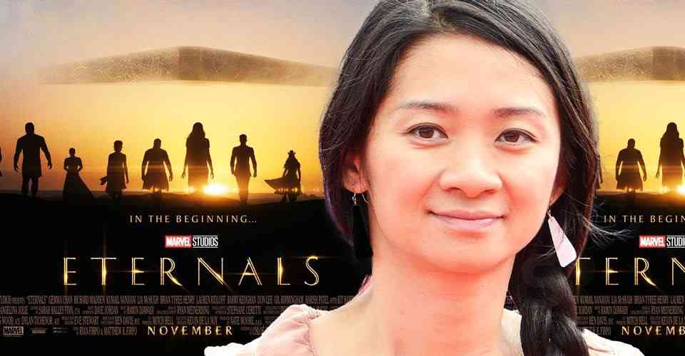 漫威超級英雄電影《永恆族eternals》故事背景,劇情解析,復仇者聯盟新領袖誕生了zhao ting