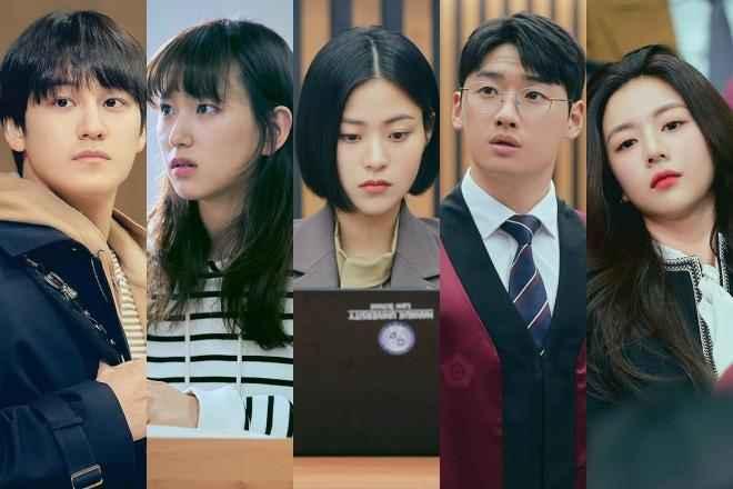 韓劇《法學院 至上之法》完結解析、影評劇評、大結局劇情