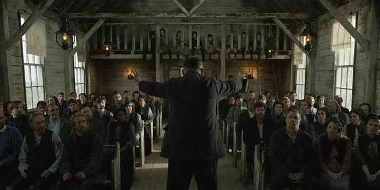 netflix電影推薦恐怖 15部netflix最佳原創恐怖電影(根源爛番茄)使徒 apostle