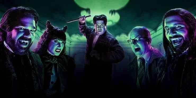 hulu影集推薦恐怖:hulu上十大最佳恐怖影集 低俗殭屍玩出徵 吸血鬼家庭屍篇 吸血鬼生活