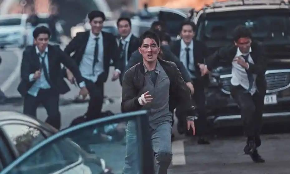 netflix影評《暗夜天堂 樂園之夜》評價、詳細劇情解說、結局 韓國電影推薦犯罪動作 01