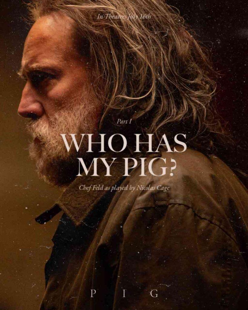 電影《豬殺令 救豬行動》影評評價 這是今年最吸引人的電影之一,備好紙巾,因為這部電影可能會觸及到你的靈魂 01