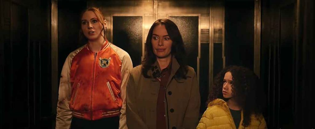 netflix動作電影影評《火藥奶昔》評價:一個關於信任、友誼和承認錯誤的感人故事 01