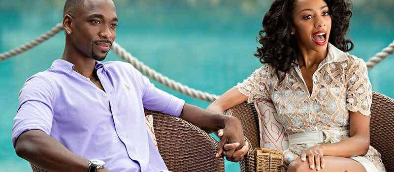 《愛情度假村resort to love》 由alicia keys製作的浪漫喜劇,由christina milian, sinqua walls和jay pharoah主演