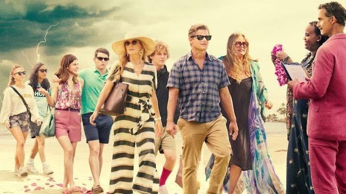 白蓮花度假村第二集 新的一天,新的劇情