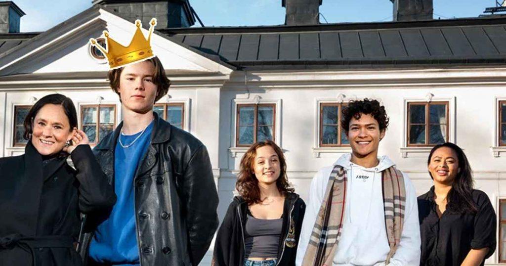 netflix王儲的抉擇評價:一部瑞典浪漫愛情劇,你一看完一集還想去看下一集 01