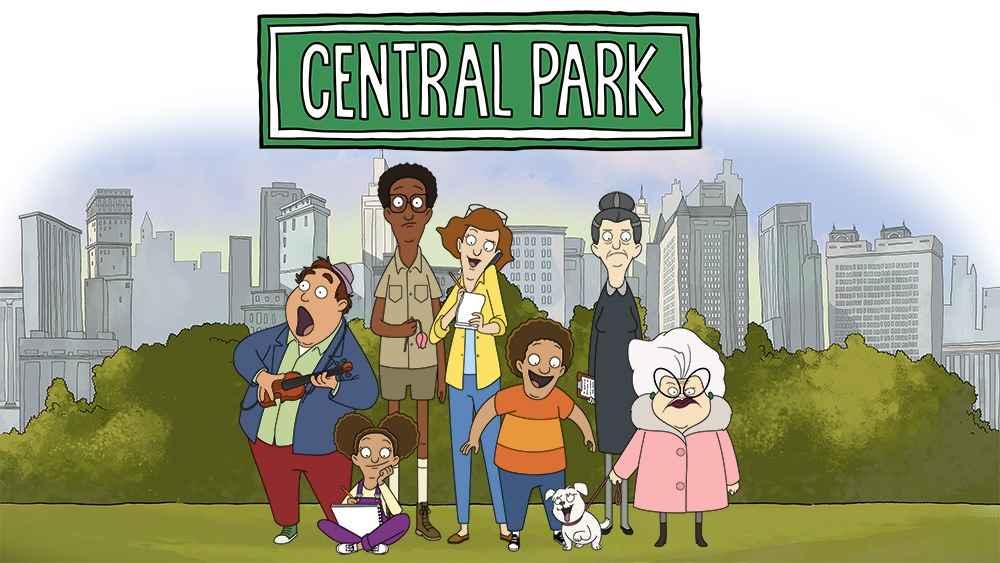 central park season 2中央公園第二季評價 充滿了更多精彩的歌曲,大量的幽默,還有很多暖心的故事 03