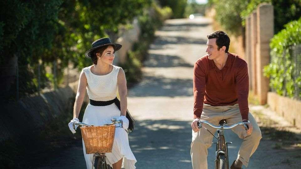 影評《戀人的最後情書 last letter from your lover 》評價:並不是一部完美的浪漫電影,但它本身帶來的懷舊氛圍卻是一種享受 02