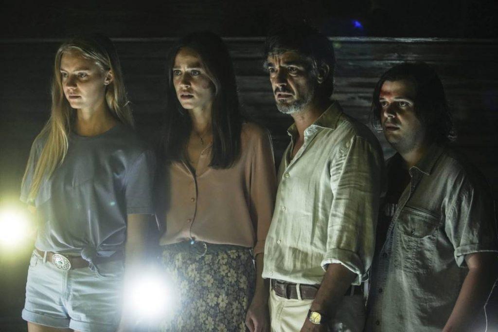 netflix電影《經典恐怖故事a classic horror story》影評 說句公道話,這部影片看起來很美,質量上乘