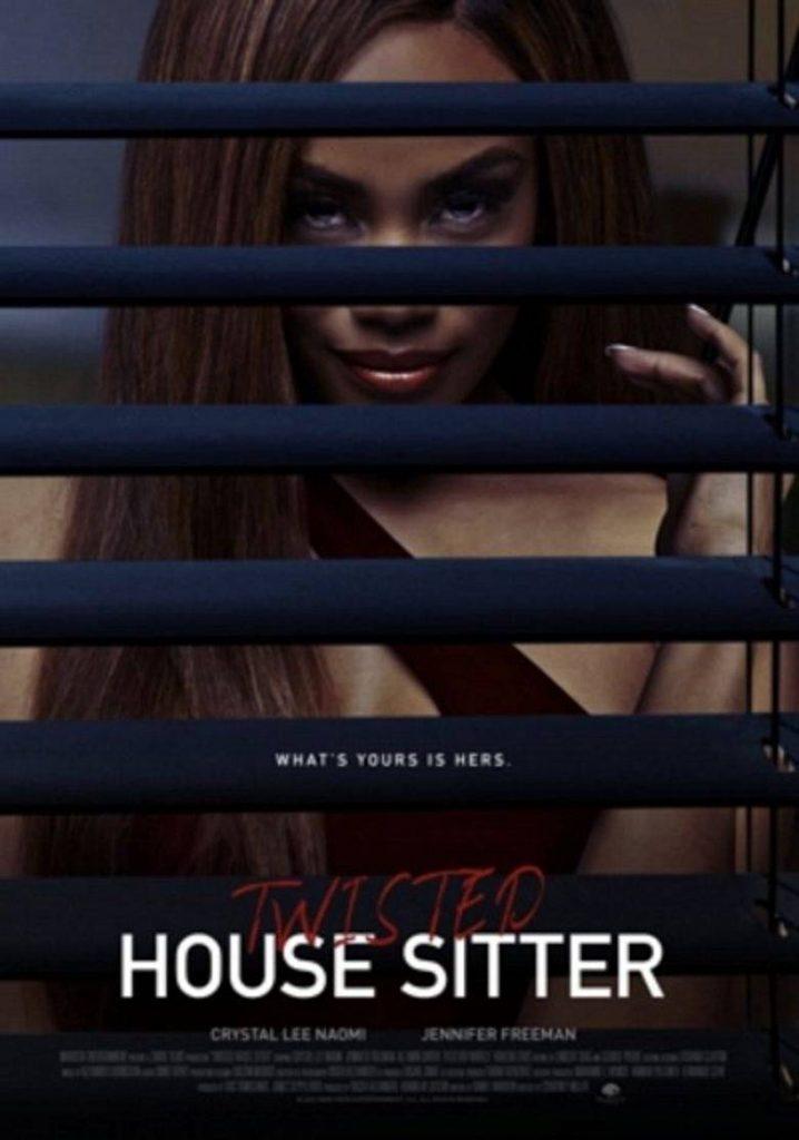 tubi原創電影《twisted house sitter》評價 與影片絕命邂逅、室友、致命幻象類似,但製作質量差了些