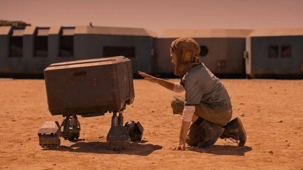 電影《定居者settlers》影評 一部科幻片與倫理片的結合,嚴酷地生存環境下違背道德倫常的事情也會發生 03
