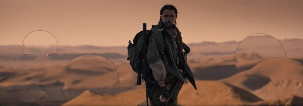 電影《定居者settlers》影評 一部科幻片與倫理片的結合,嚴酷地生存環境下違背道德倫常的事情也會發生 01