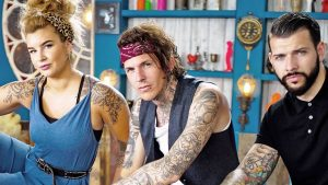 netflix真人秀《紋身大改造tattoo redo》劇情、評價:一個獨特的概念,改變你過去醜陋的紋身