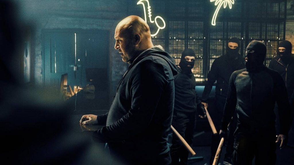 影評《巴寇亞克之仇bartkowiak》netflix波蘭電影:開頭很棒,中間一拖再拖,最後打得不錯 03