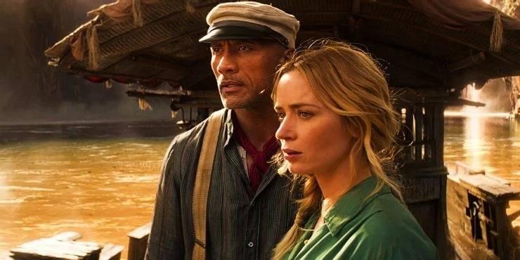 《叢林奇航 幻險森林奇航jungle cruise》影评、剧情、结局:今年夏天迪士尼最出色的电影之一 04