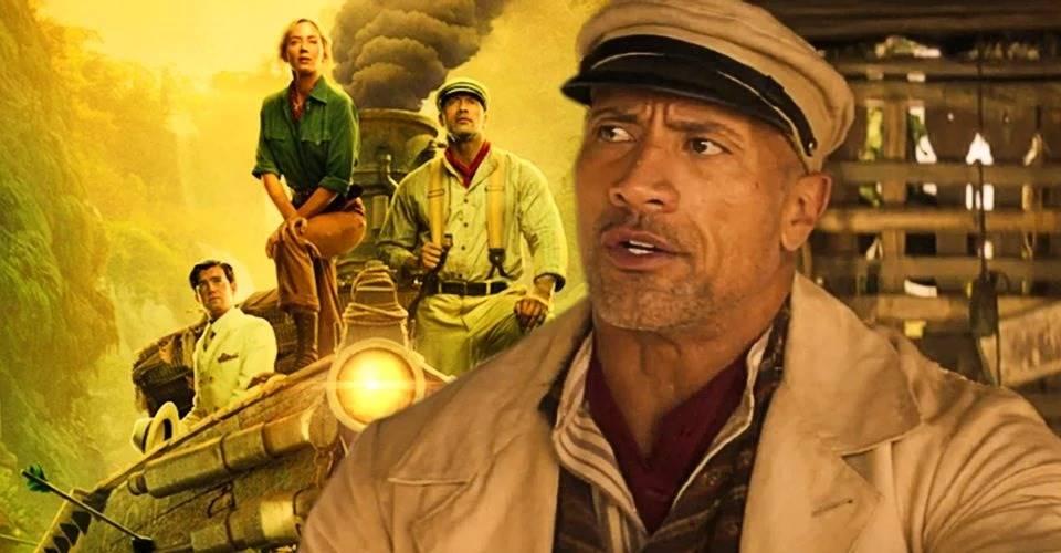 《叢林奇航 幻險森林奇航jungle cruise》影评、剧情、结局:今年夏天迪士尼最出色的电影之一 01