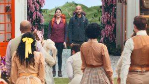 美劇《歡迎來到施米加多 神奇小鎮舒密加頓》apple tv劇評 是富有創造力、耐人尋味、令人著迷的影集 06