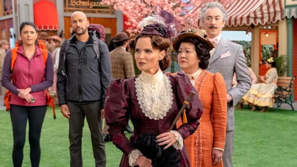 美劇《歡迎來到施米加多 神奇小鎮舒密加頓》apple tv劇評 是富有創造力、耐人尋味、令人著迷的影集 04