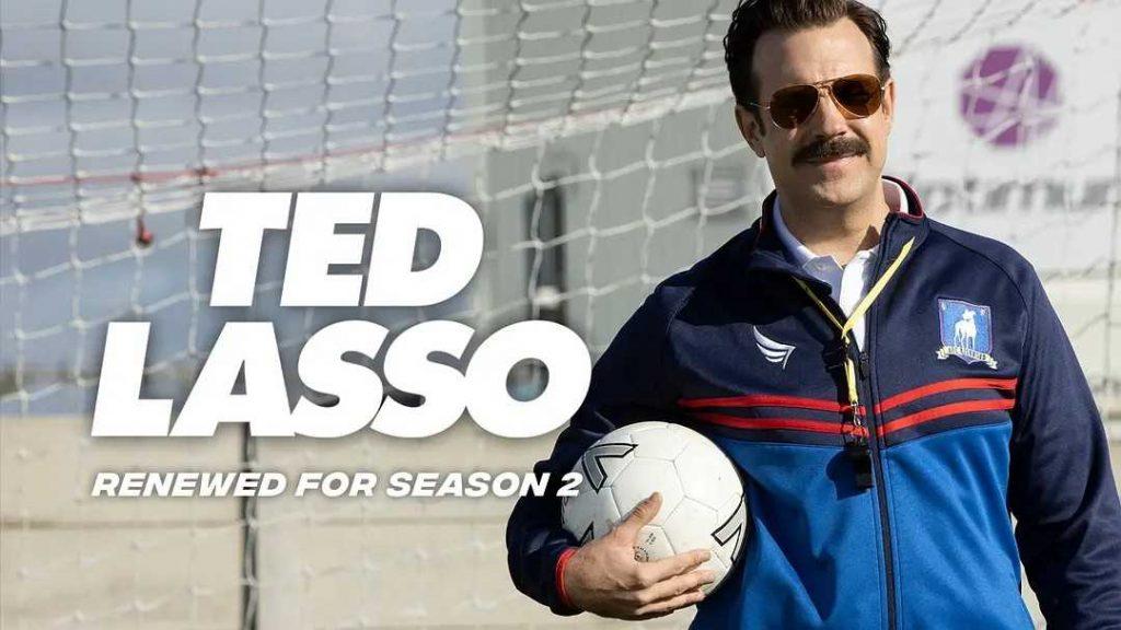 剧评《乜都得教练 泰德拉索:错棚教练趣事多第二季ted lasso season 2》第二季给了更多幽默和积极的感觉,但也深入了黑暗面 01