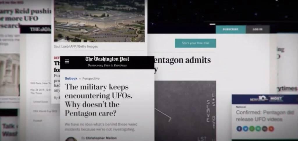 紀錄片《ufo檔案 幽浮檔案 終極解密》揭開多年來發生的各種ufo目擊事件的神秘面紗 01