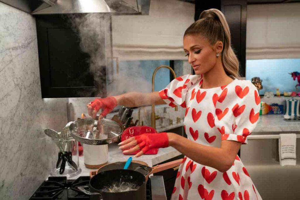 《芭莉絲·希爾頓:千金私廚 paris hilton 私房菜cooking with paris》劇情、評價 既有趣又令人困惑2