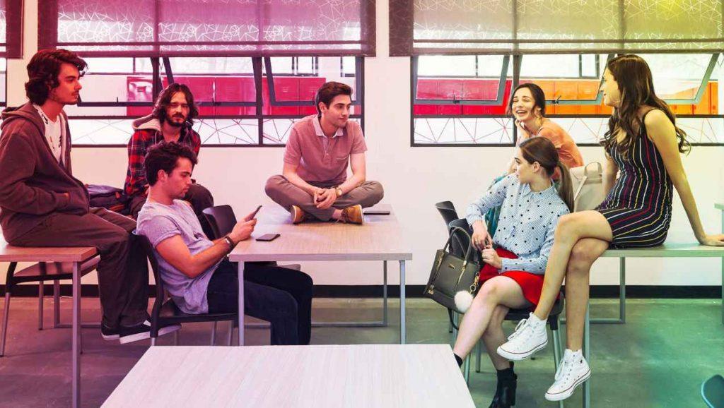 《復原行動 還原任務第二季control z season 2》netflix劇評、分集劇情 一部情節曲折的墨西哥青少年影集 02