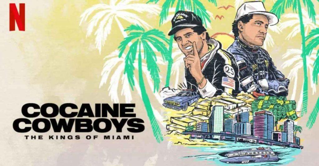 影評《古柯鹼牛仔:邁阿密毒梟 可卡因牛仔:邁阿密販毒雙雄》netflix紀錄片 內容豐富,娛樂性極強 02