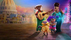 影評《維沃的精彩生活 蜜熊仔維沃vivo 》netflix評價 一部美妙的兒童音樂動畫電影,一個溫馨的冒險故事 06