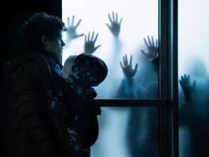 影評《大腦凍結 brain freeze》電影:綠色的喪屍們真酷,一部不錯的喜劇電影 05