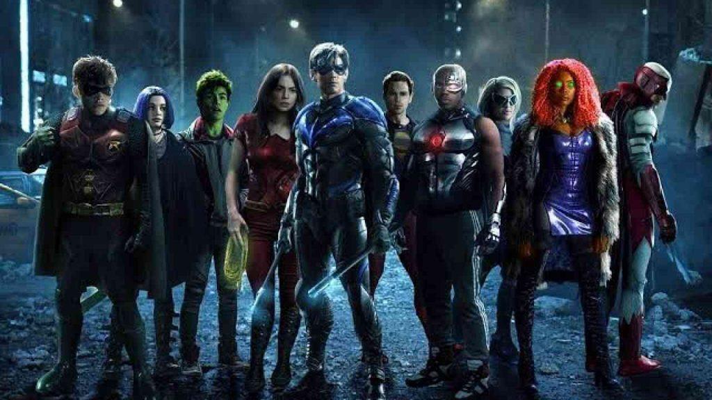美劇《泰坦 悍將聯盟第三季titans season 3》迄今為止最好的一季 06