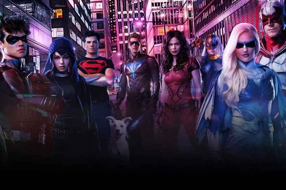 美劇《泰坦 悍將聯盟第三季titans season 3》迄今為止最好的一季 02