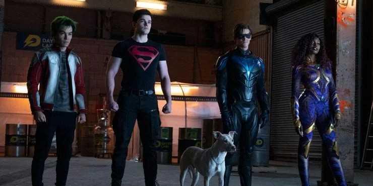 泰坦第二季和第三季之間發生的所有重大事件 2021超級英雄美劇推薦 今日影評網 04