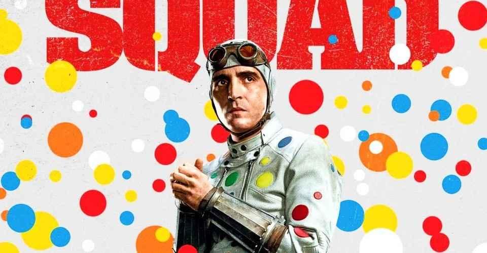 電影《自殺特攻 自殺突擊隊集結》姆斯·古恩怎麼地把波點人變成了一個偉大的角色 今日影評網