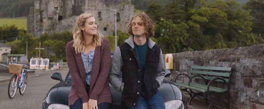 影評《找到你finding you》劇情:一對年輕情侶的愛情故事,但更像浪漫色彩的家庭電影 01