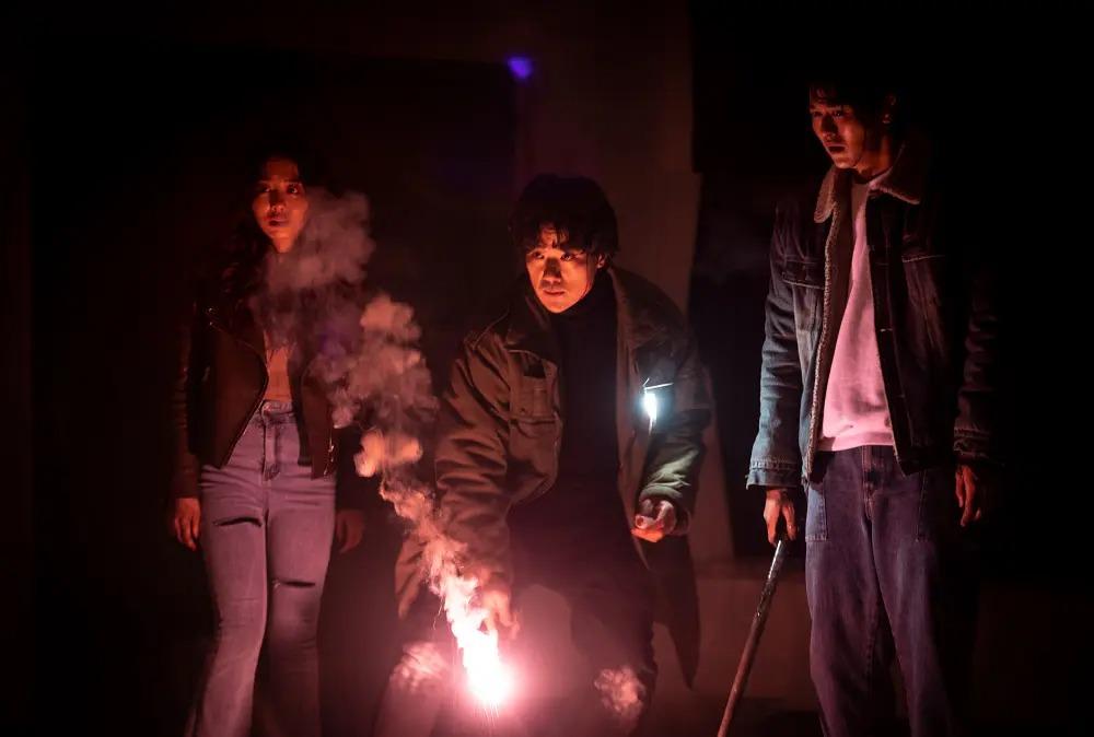 韓國電影鬼門影評、劇情解析、結局:故事挺有意思的,有些橋段讓人直冒冷汗2