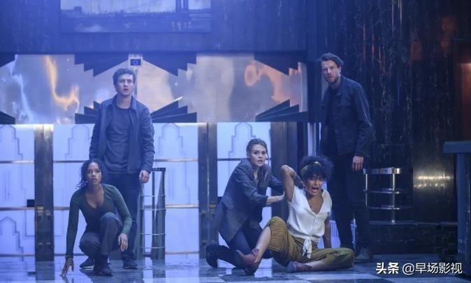 《電影密弒遊戲2:勝者危亡密室逃殺 倖存者遊escape room 2 》影評心得、劇情解析、結局:關卡設計精巧合理,讓人緊張窒息6