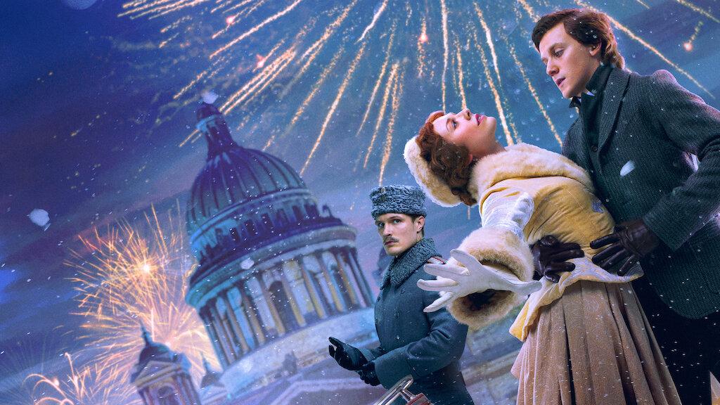 電影《冰上之愛》影評心得:美妙的愛情童話故事,冰上俄羅斯令人歎為觀止!6