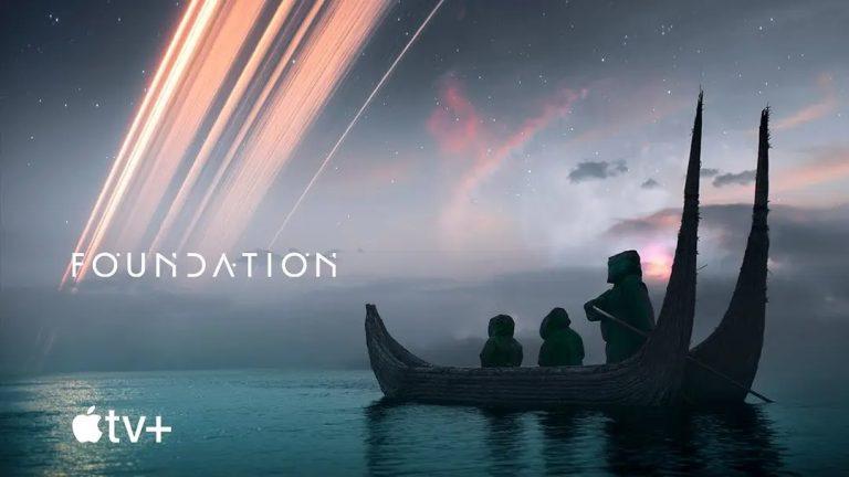 美劇基地第5集劇情回顧及評價Foundation Season 1