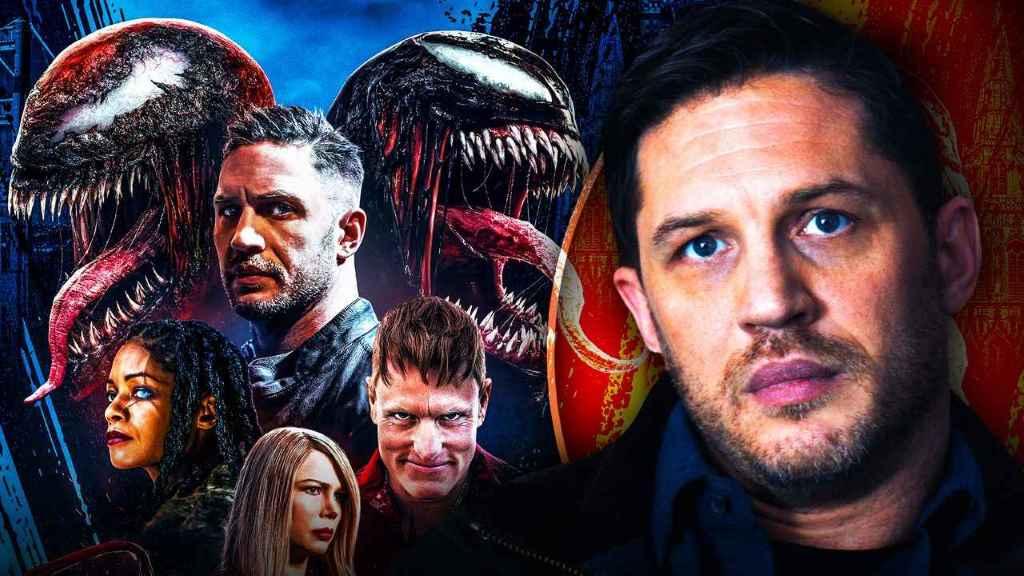 影評《猛毒2血蜘蛛毒液2venom2》今年的王牌影片,最好看的超級英雄電影之一1