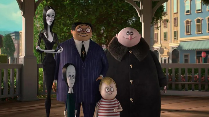 影評《阿達一族2愛登士家庭2》過於公老套,甚至沒有第一部的魅力the addams family 2電影1