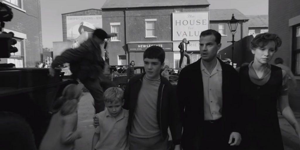 影評《貝爾法斯特Belfast》是在哪裡拍攝的?