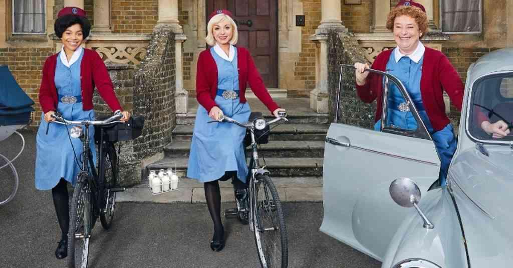 粉絲們渴望英劇《呼叫助產士》第十季儘快迴歸,第十季什麼時候上映?